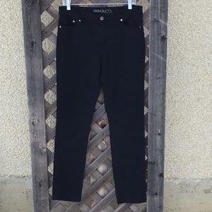 Parasuco black pants/ stretchy